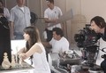 Zooey - Rimmel London behind the scenes - deschanel photo