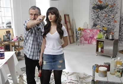 Zooey - Rimmel लंडन behind the scenes