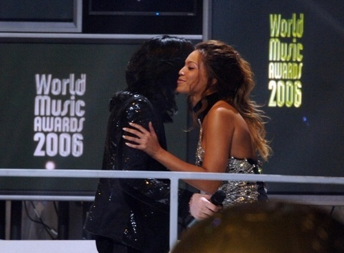 beautiful : Mj and Beyonce