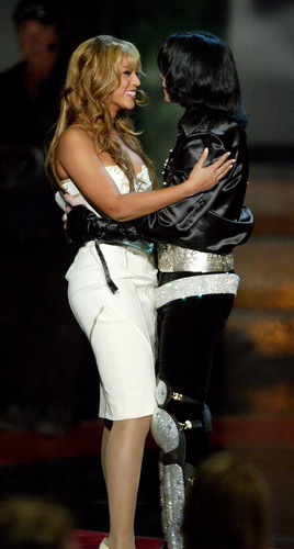 beautiful : Mj and Beyoncé
