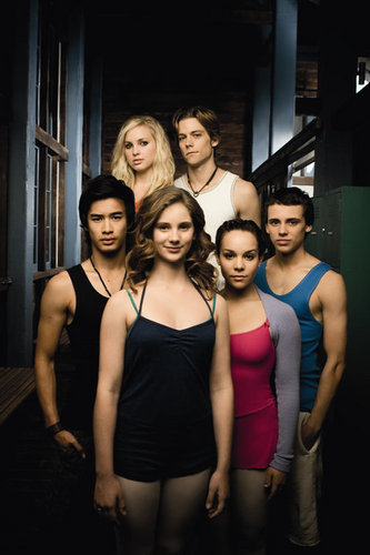 cast - dance-academy Photo