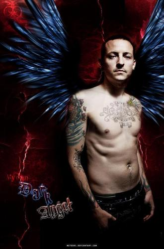 Chester Bennington hình nền called chazy