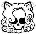 clawdeen skull