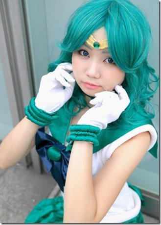 cosplay sailor neptune