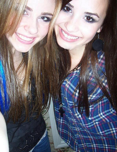 demi and lindsey