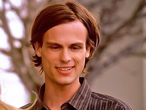 Dr. Spencer Reid wallpaper containing a portrait titled dr. spencer reid