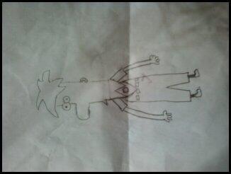 ferb drawing