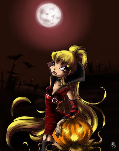 happy Halloween stella
