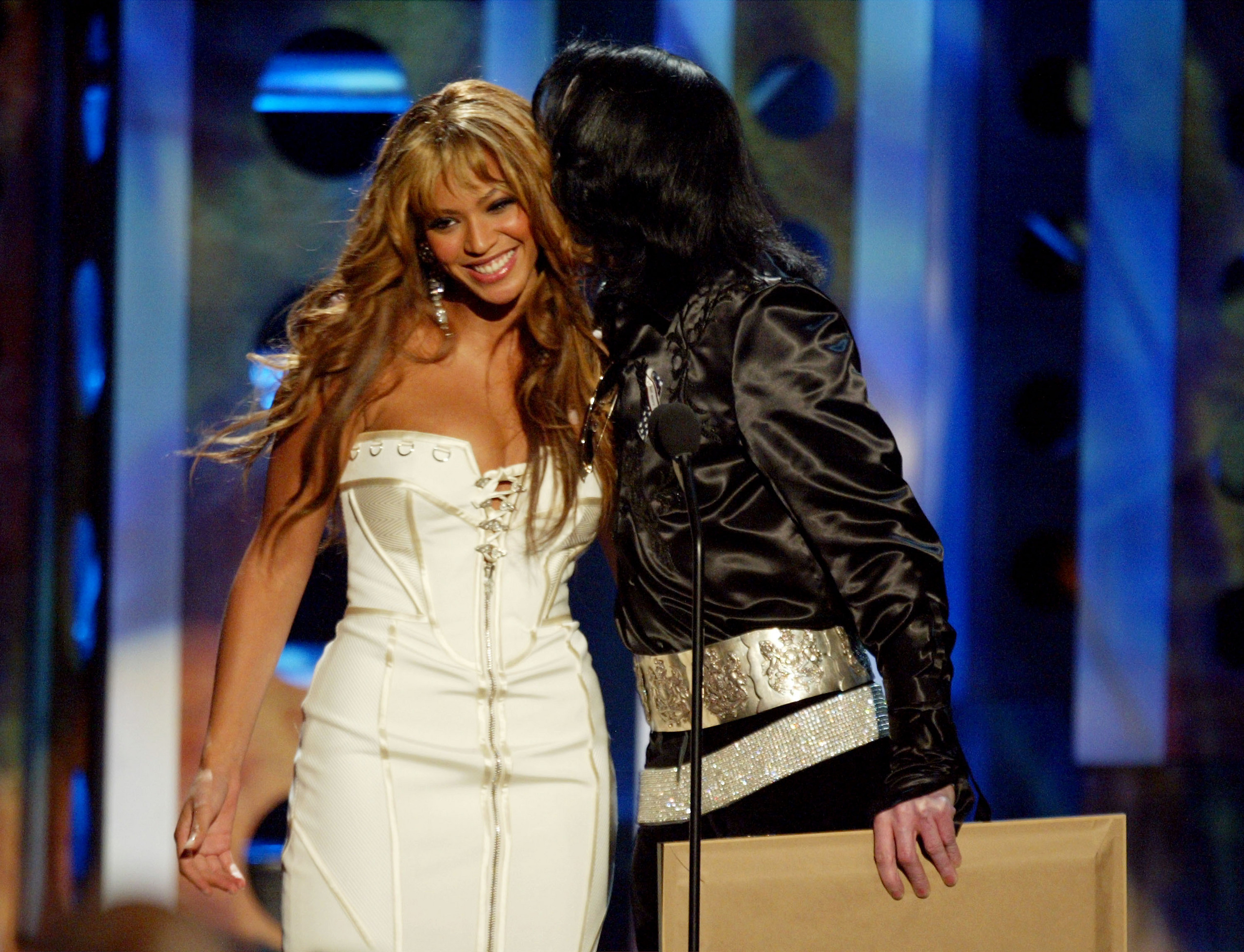 Image result for michael jackson and beyonce