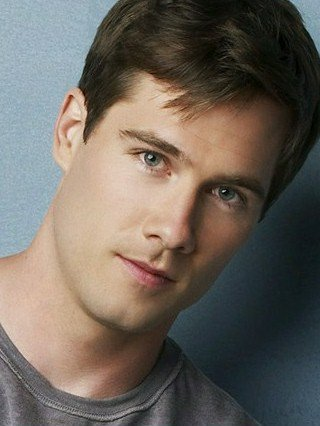 Luke Macfarlane Hintergrund with a portrait entitled luke macfarlane