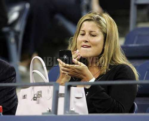mirka federer make up