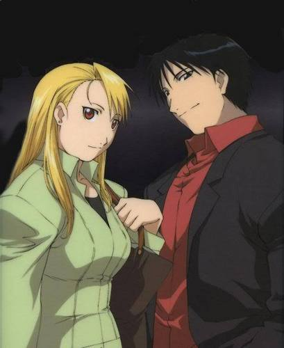ROY/RIZA= ROYAI images riza and  roy wallpaper and background photos