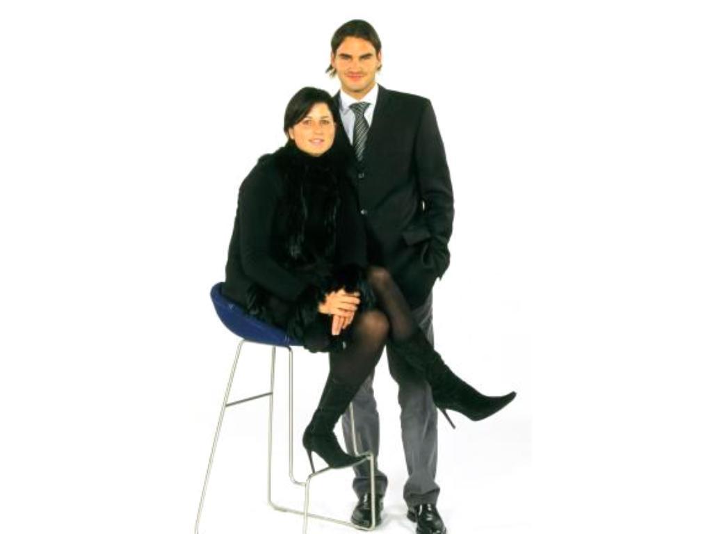 mirka federer and roger dating