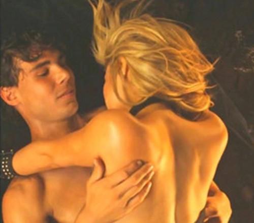 sexy gypsy rafa Шакира naked !!