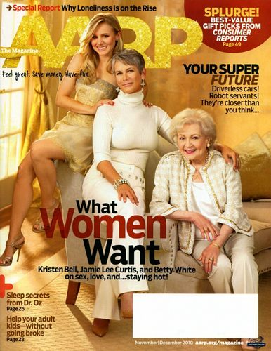 AARP Magazine (October)