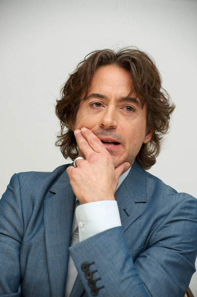 robert downey jr. due date. quot;Due Datequot; Press Conference