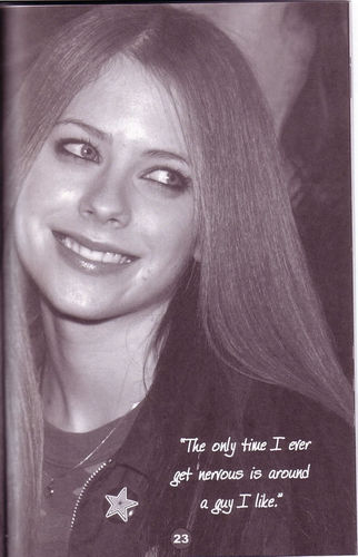 """Its All About Avril"" 2002"