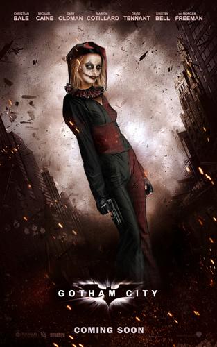 'Nolan-Verse' Harley Quinn
