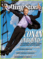 'Rolling Stone' - conan-obrien photo