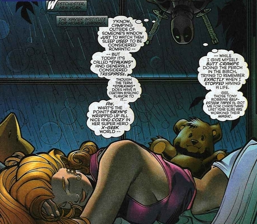 1997: Deadpool Inspires Twilight