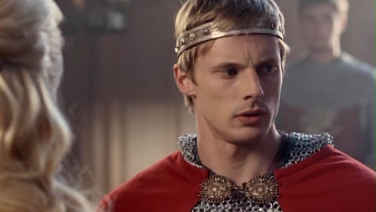how king arthur was assumed to be a changeling I think elena may be a changeling' she assumed gwen was in love with arthur instead you are clearly not ready to be king' uther stated and arthur sighed.