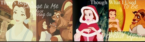 A Change In Me: Belle & Beast
