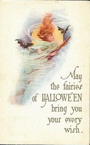 A vintage Хэллоуин