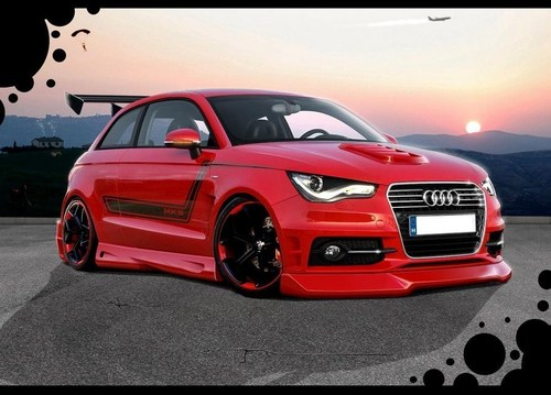 audi images audi a1 tuning hd wallpaper and background photos 16543657 page 2. Black Bedroom Furniture Sets. Home Design Ideas
