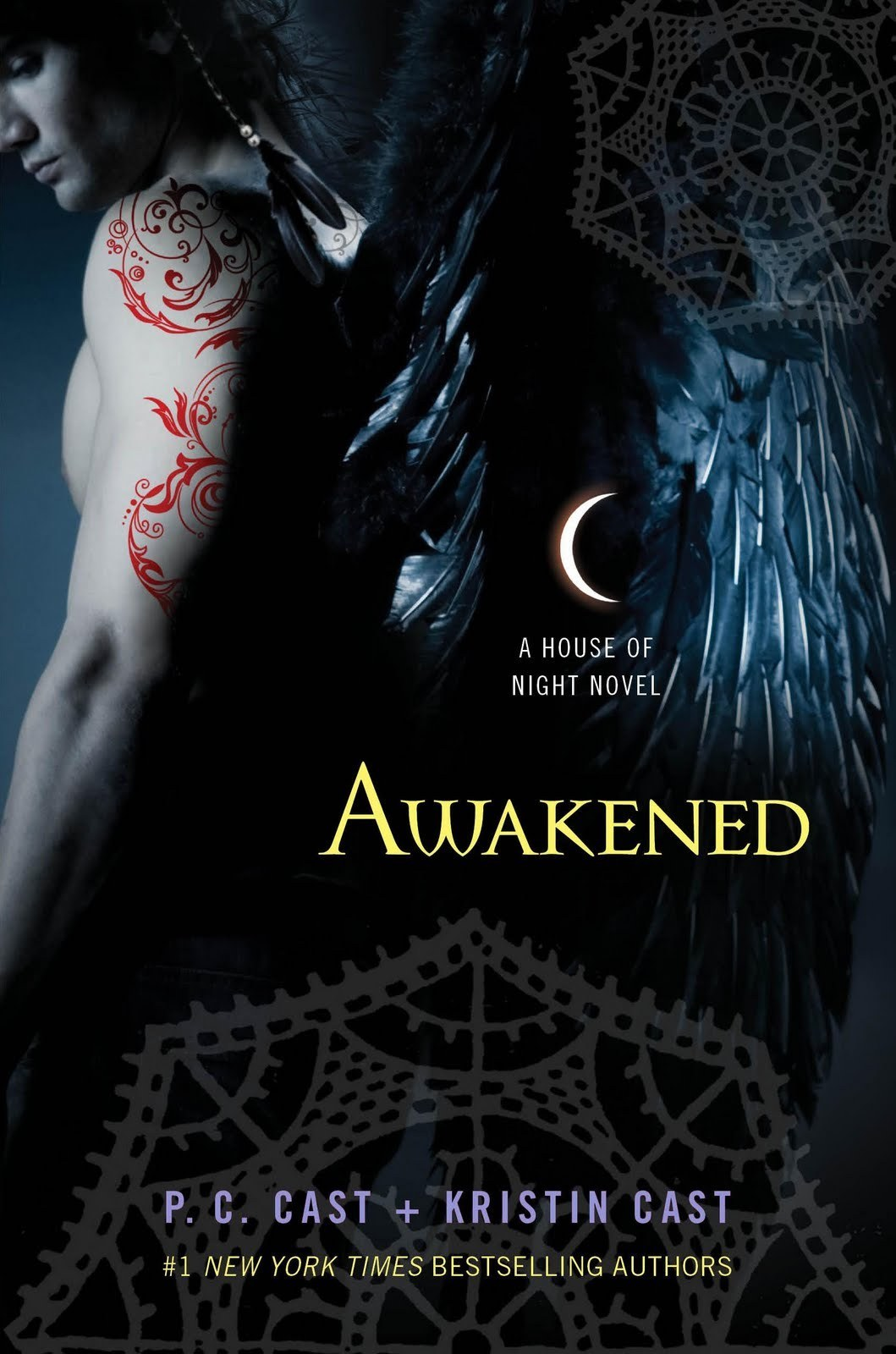 Awakened cover house of night series photo 16527201 for Housse of night