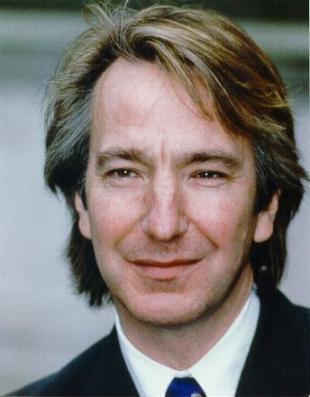IMG ALAN RICKMAN, Actor
