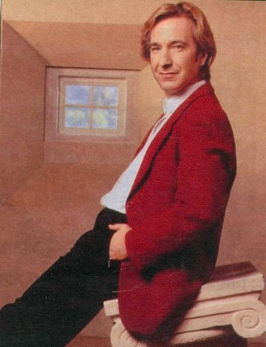 alan rickman fondo de pantalla with a business suit titled Alan Rickman