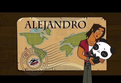Alejandro fond d'écran