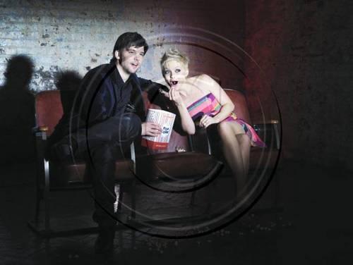 Andrew & Hannah OK! mag