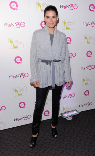 Angie @ 17th Annual FFANY Shoes On Sale Benefit for Breast Cancer Research - Arrivals