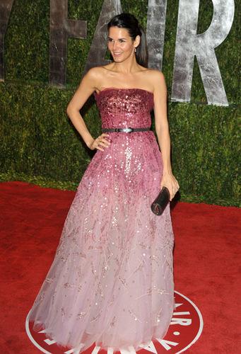 Angie @ 2010 Vanity Fair Oscar Party – Arrivals