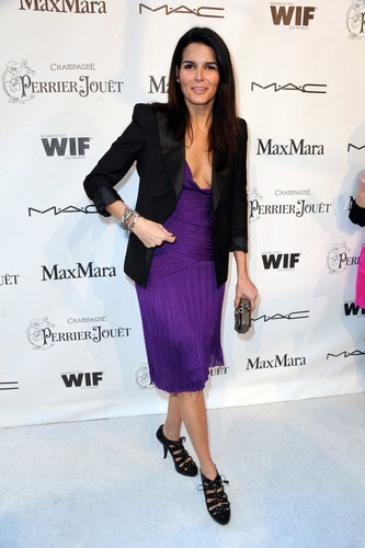 Angie @ 3rd Annual Women In Film Pre-Oscar Party