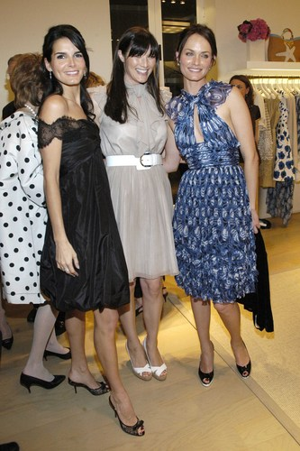 Angie @ Boutique Opening Benefiting EIF Women's Cancer Research Fund