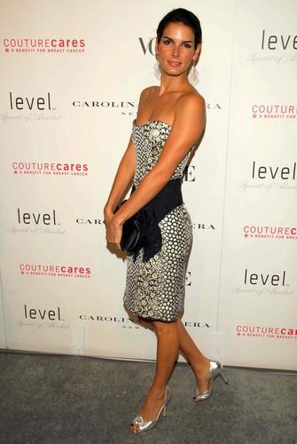 Angie @ Carolina Herrera Los Angeles Boutique Opening