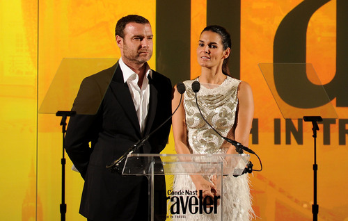 Angie @ Conde Nast Traveler Readers' Choice Awards - Show