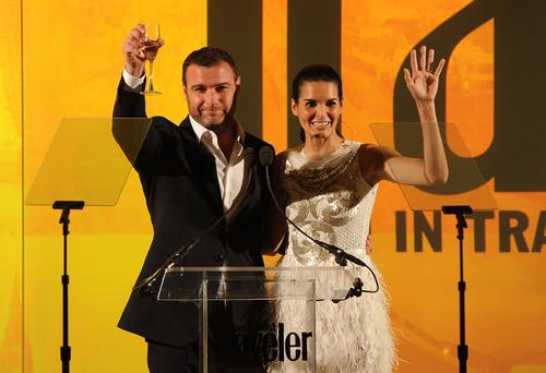 Angie @ Conde Nast Traveler Readers' Choice Awards - 显示