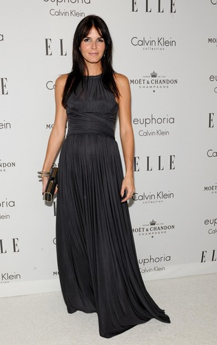 Angie @ Elle Magazine's 15th Annual Women In Hollywood Tribute
