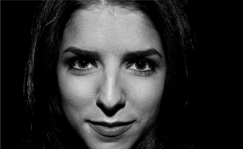 Anna Kendrick 2010 Promo picha Up in the Air