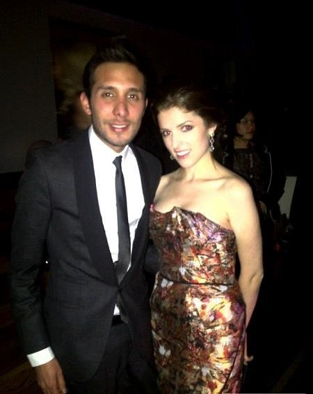 Anna Kendrick on 上, ページのトップへ Glamour Awards 2010 in Mexico-28.10.10