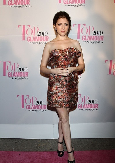 Anna Kendrick on oben, nach oben Glamour Awards 2010 in Mexico-28.10.10