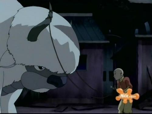 Appa and Aang
