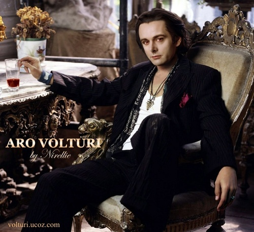 The Volturi wallpaper containing a throne called Aro Volturi