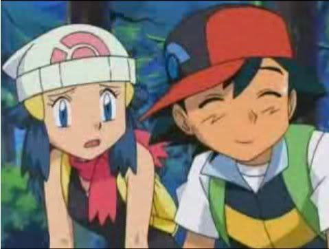 Ash Dawn Pokemon http://www.fanpop.com/clubs/pokemon-shipping/images/16506427/title/ash-dawn-photo