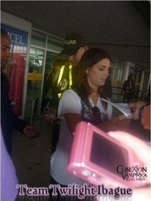 Ashley Greene - Bogota