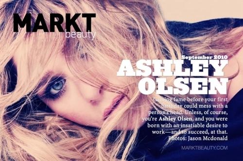 Ashley Olsen photoshoot 2010