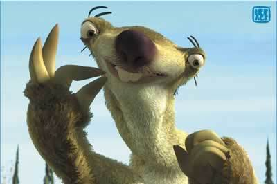 Ice Age wallpaper titled Awww Sid!